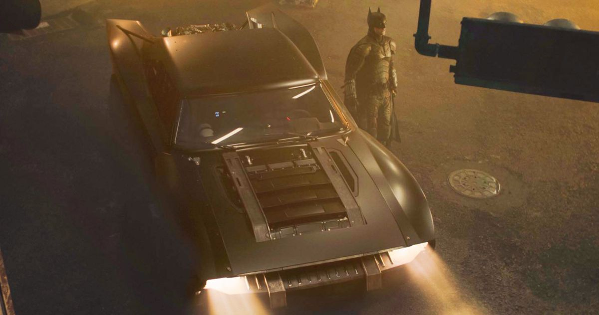 Do Batfans Love or Hate the New Batmobile in The Batman?