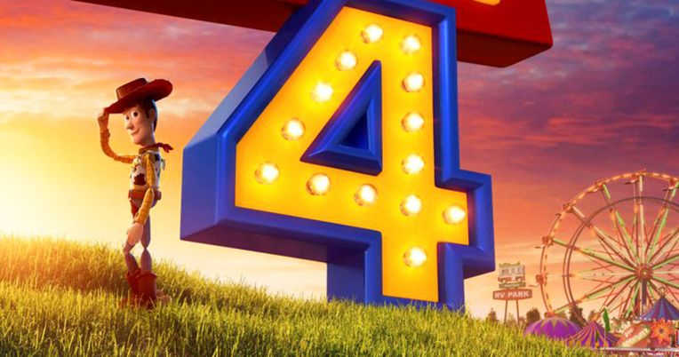 Toy Story 4 Poster Sends Woody Walking Into the Sunset