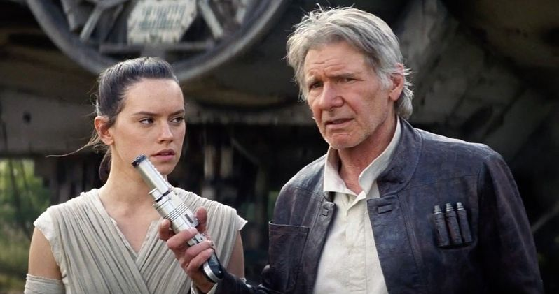 New Star Wars Footage Revealed in Force Awakens TV Trailer