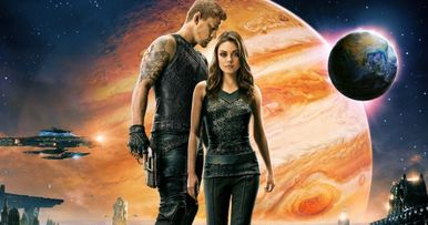 Jupiter Ascending TV Spot: Jupiter Jones Meets Caine