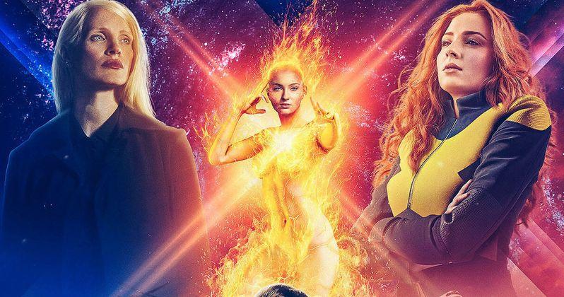 Dark Phoenix Trailer Is Here, Jean Grey Vs. the X-Men