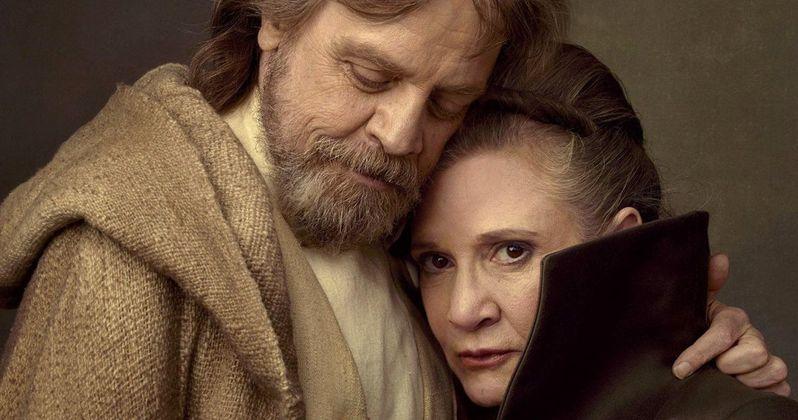 Leia's Fate Revealed in Star Wars: The Last Jedi