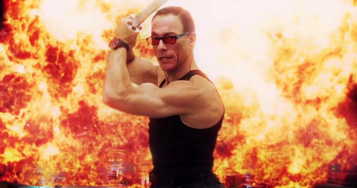 Jean Claude Van Damme 2021
