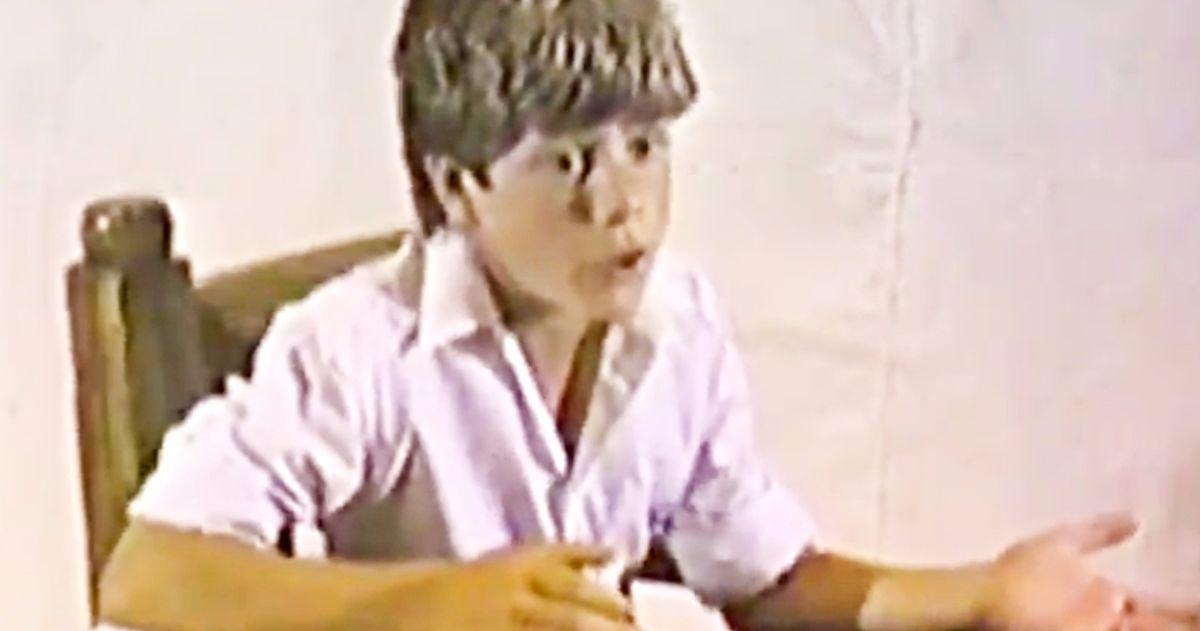 The Goonies: Watch Sean Astin's Original Audition Tape