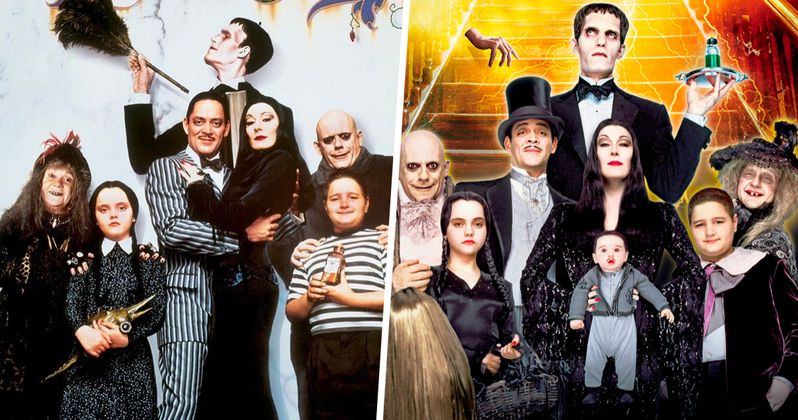 The Addams Family, Addams Family Values Are Getting a Halloween DVD, Blu-ray Release