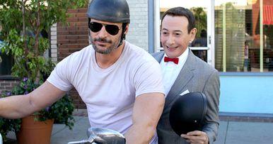 Pee-wee's Big Holiday: First Look at Joe Manganiello