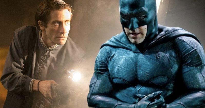Jake Gyllenhaal Wants Batman Role, Warner Bros. Isn't So Sure