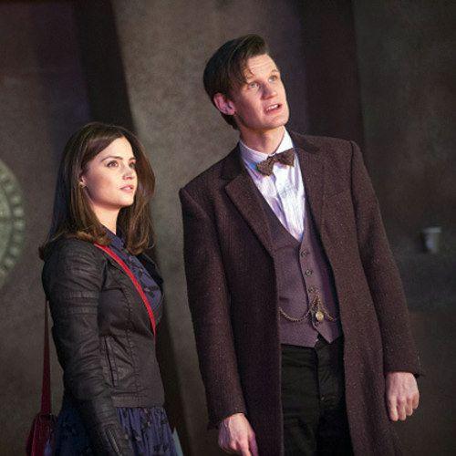 Doctor Who Season 7.2 Premiere Photos