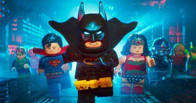 LEGO Batman Movie Beats Fifty Shades, John Wick at the Box Office