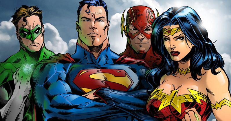 Justice League Begins Shooting Spring 2016 in London