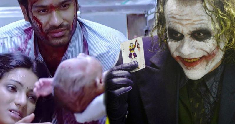 Doctor In Joker Costume Delivers Halloween Baby