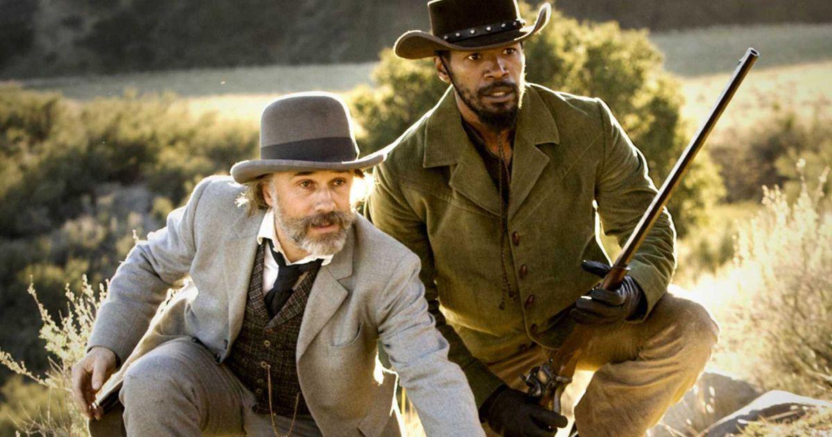 Django Unchained Funniest Scene Cut