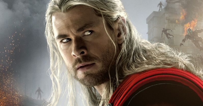 Thor 3 Wants Inbetweeners Director Taika Waititi