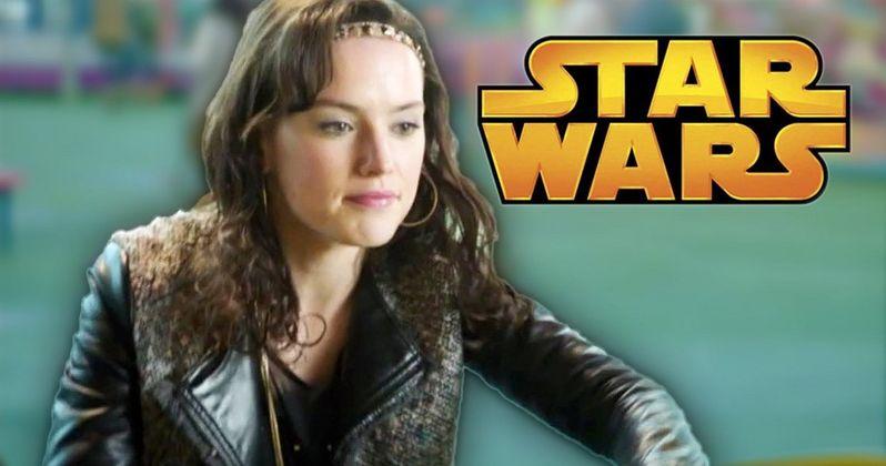 Star Wars 7 Sketch Reveals Daisy Ridley Costume?