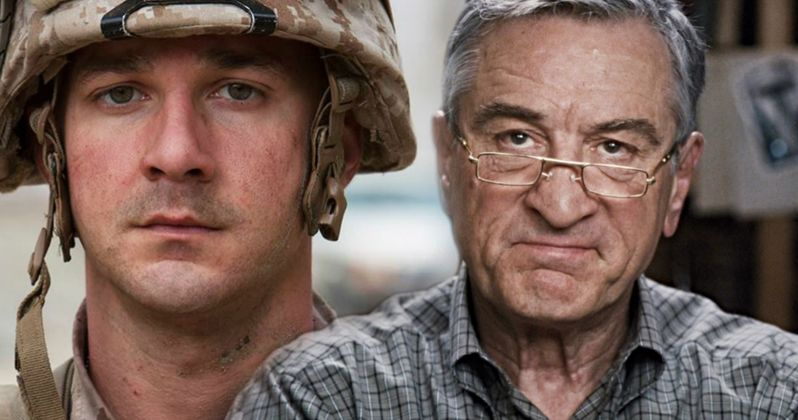 Crime Drama After Exile Teams Robert De Niro & Shia LaBeouf