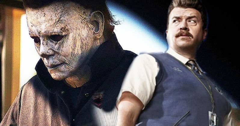 halloween co writer danny mcbride was too scared to meet michael myers