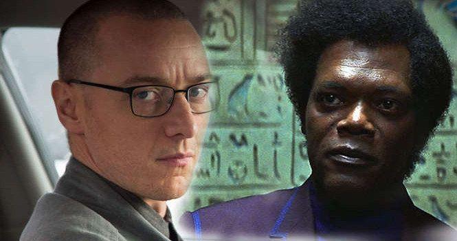 Samuel L. Jackson Wraps His Role as Mr. Glass in Split 2