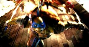 Brothers Explode Into Action in New Teenage Mutant Ninja Turtles International Poster