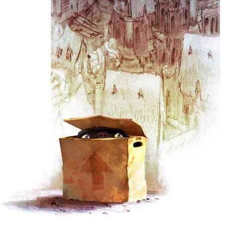 The Boxtrolls Concept Art; Ben Kingsley and Toni Collette Join the Cast