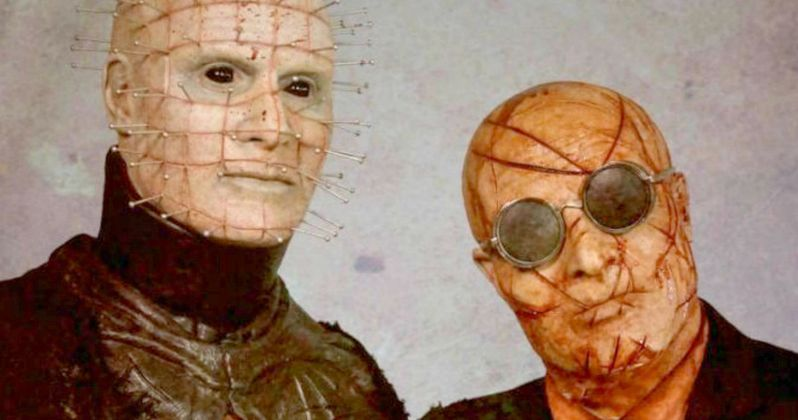 First Look at New Pinhead in Hellraiser: Judgment