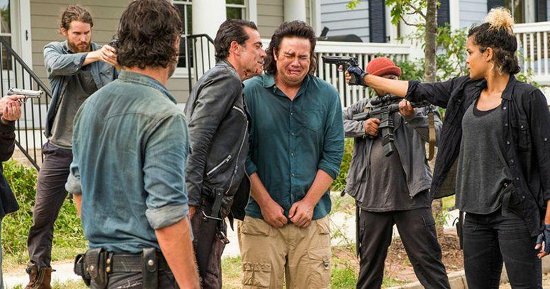 Walking Dead Season 7 Midseason Premiere Date Announced