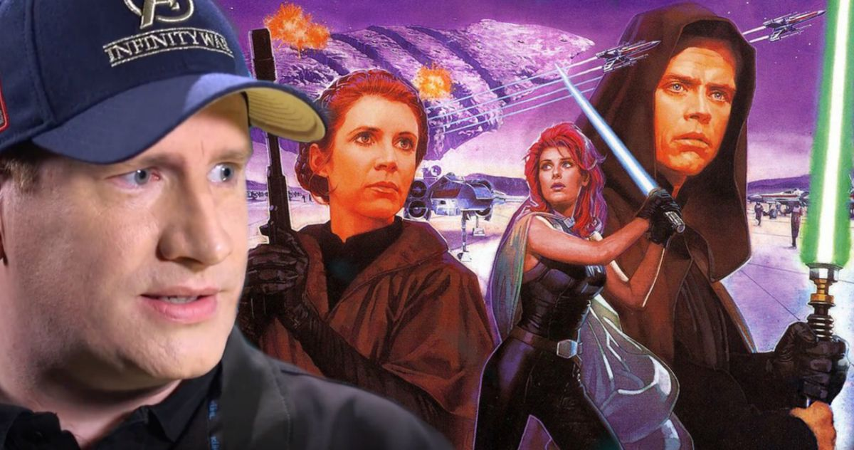 Kevin Feige Promises His Star Wars Movie Will Explore New Characters & Places