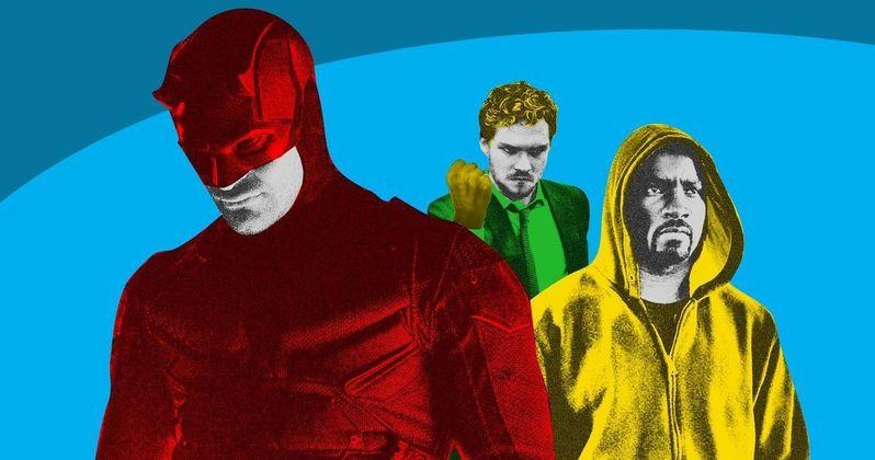 Netflix's Canceled Marvel Shows Won't Be Returning on Disney+