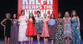 Disney Princesses Unite in Wreck-It Ralph 2 Video Presentation at D23