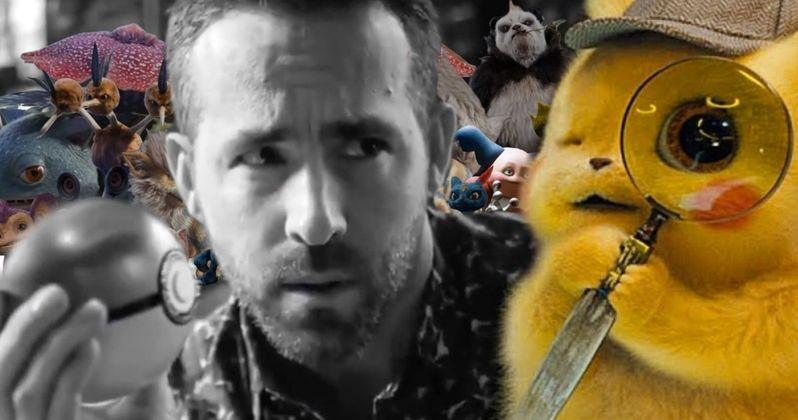 Ryan Reynolds Almost Gave Detective Pikachu a Very Different Voice