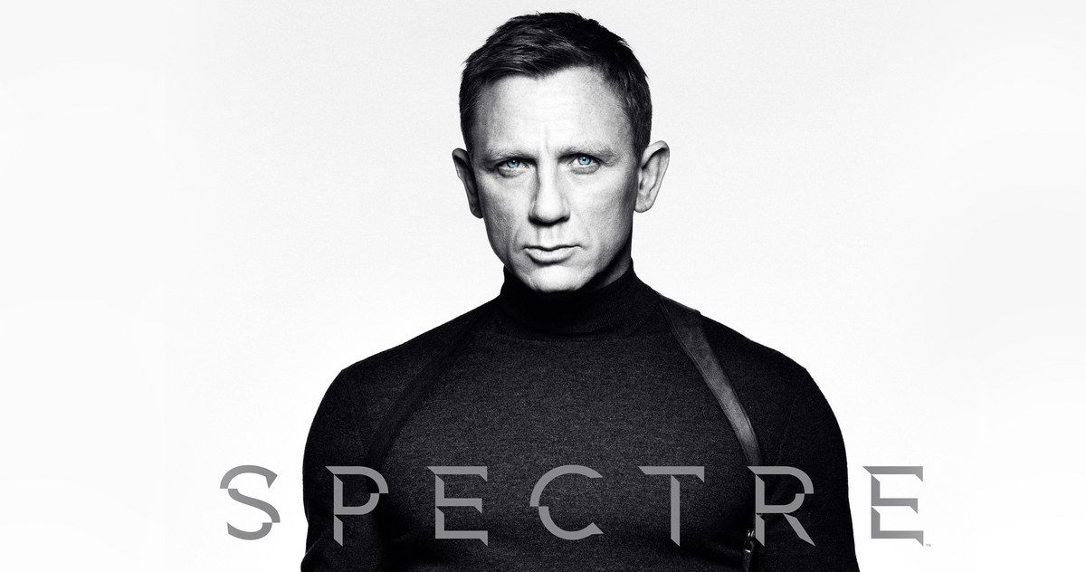 James Bond 007 Spectre Trailer
