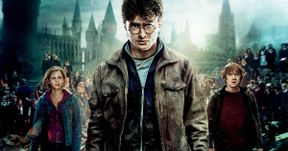 Harry Potter: J.K. Rowling Admits Hermione Should Have Married Harry