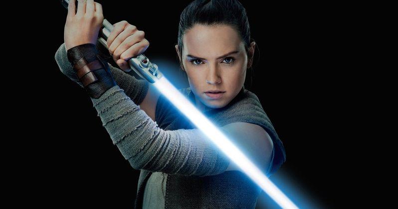 Adam Driver Reveals Rey's Secret Identity & Parents in Star Wars 8?