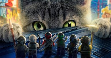 Lego Ninjago Movie Review: A Laugh Riot for All-Ages