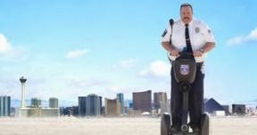 Paul Blart: Mall Cop 2 Poster: Kevin James Rolls Into Las Vegas