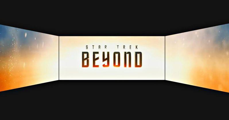 Panoramic Star Trek Beyond Trailer Teases New 3-Screen Experience