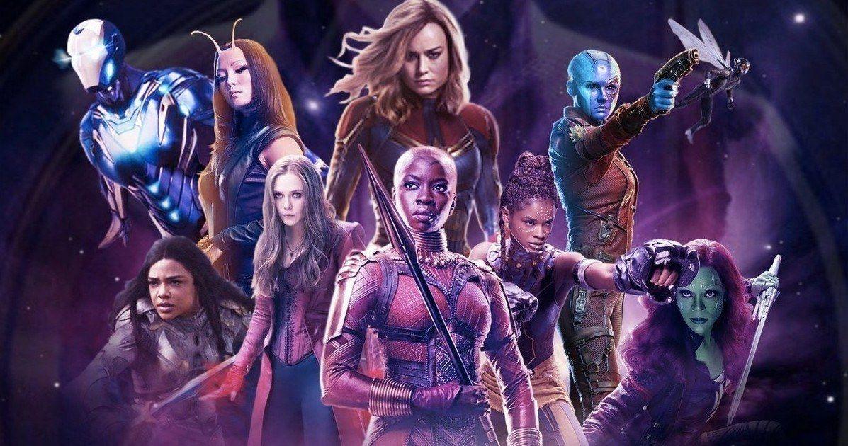 Female Avengers Unite How Endgame Directors Pulled Off -4904