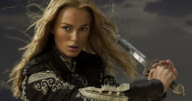 Keira Knightley to Return in Pirates of the Caribbean 5?