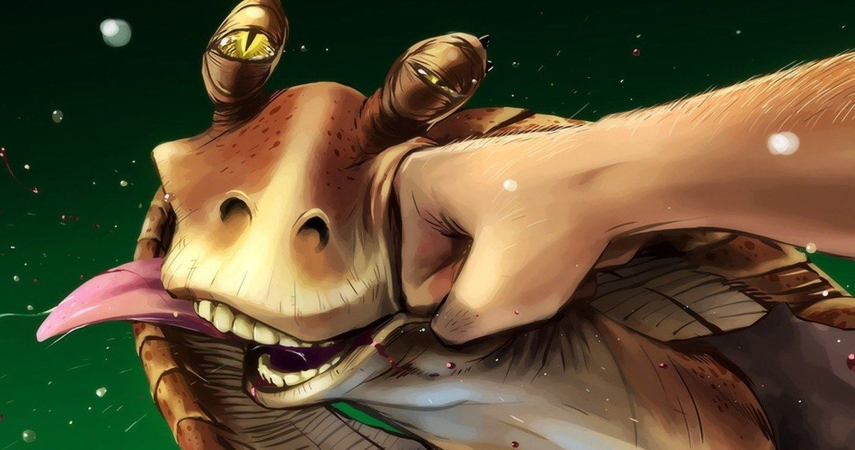 Jar Jar Actor Was Scared to Go to Star Wars Celebration Because of Disgruntled Fans
