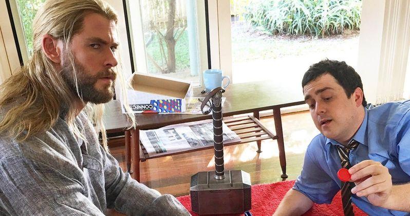 Thor's Roommate Darryl Returns in Team Thor 2 Video