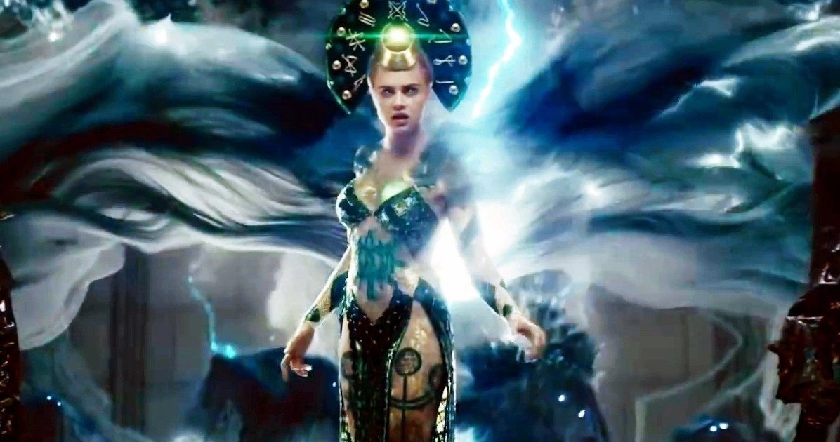 Cara Delevingne S Enchantress Not Returning In Suicide Squad 2