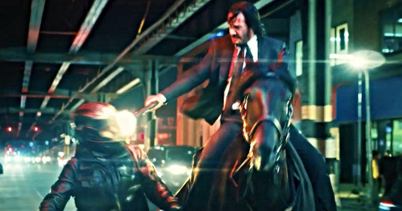 John Wick 3: Parabellum Trailer Arrives and It's Intense