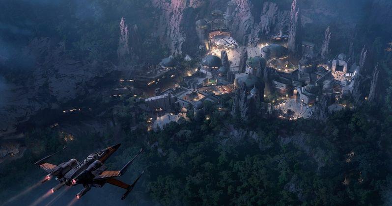 Disney Reveals New Star Wars Land, Avatar Theme Park Photos & Details