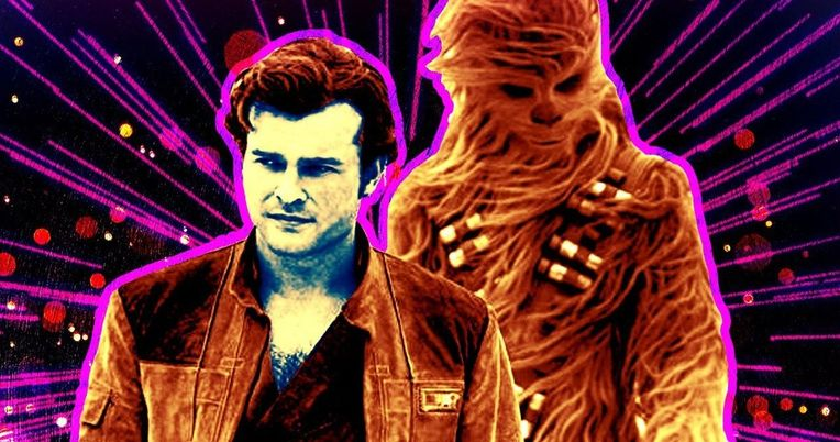 Solo Gives Deep Cut Shout Out to Worst Star Wars Game Ever