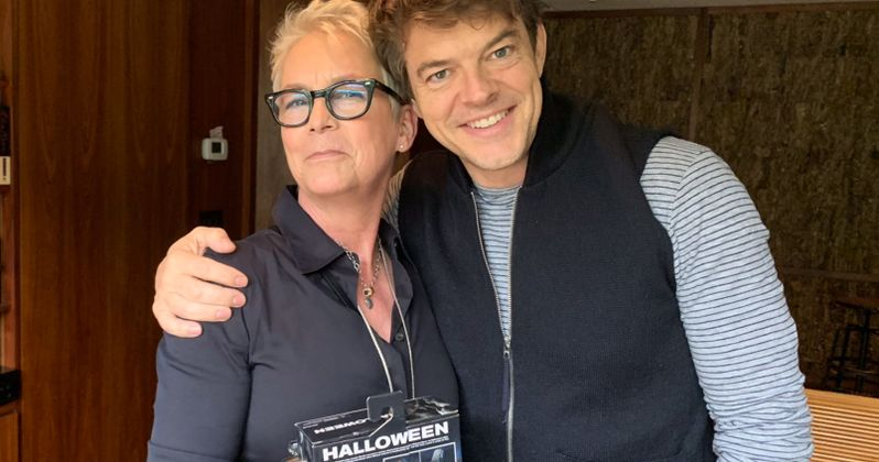 Are Halloween 2 Talks Heating Up Between Jamie Lee Curtis & Blumhouse?