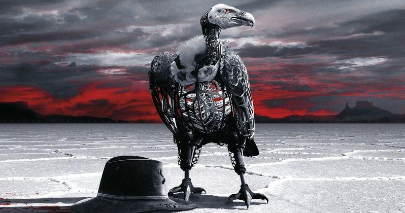 Westworld Season 2 Poster Lets Chaos Take Control