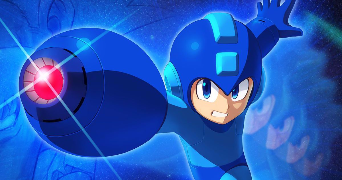 Mega Man Movie Roars Back to Life with The Batman Writer