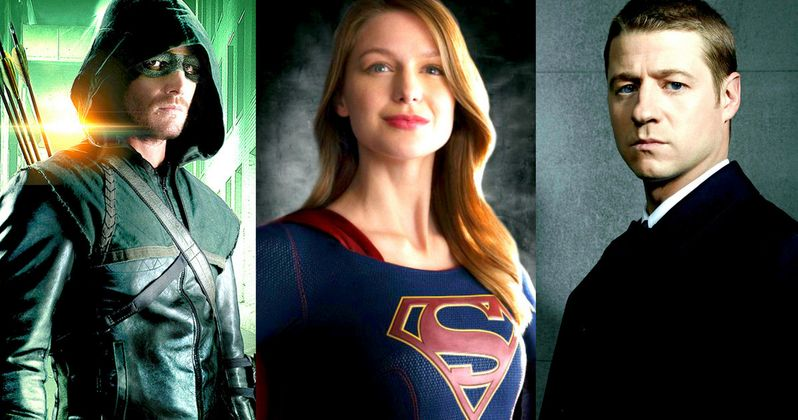 All DC TV Shows Can Crossover Says Arrow Star Stephen Amell