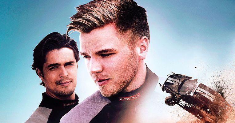 Born to Race: Fast Track Trailer Starring Brett Davern | EXCLUSIVE