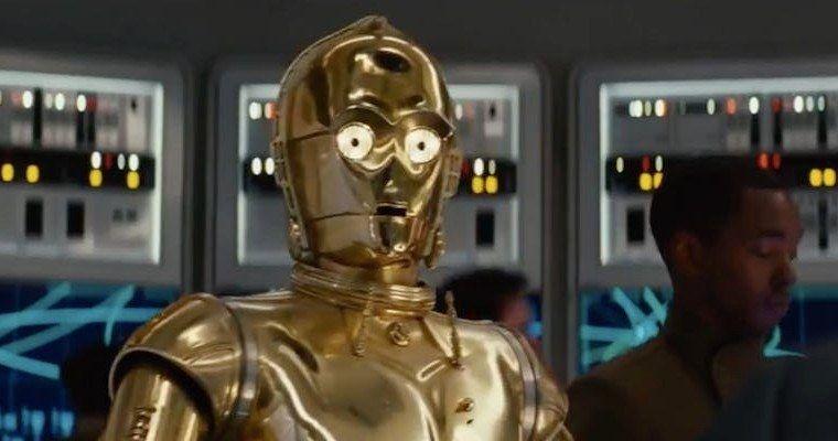 The Last Jedi International Trailer Has New C-3PO & Rey Footage