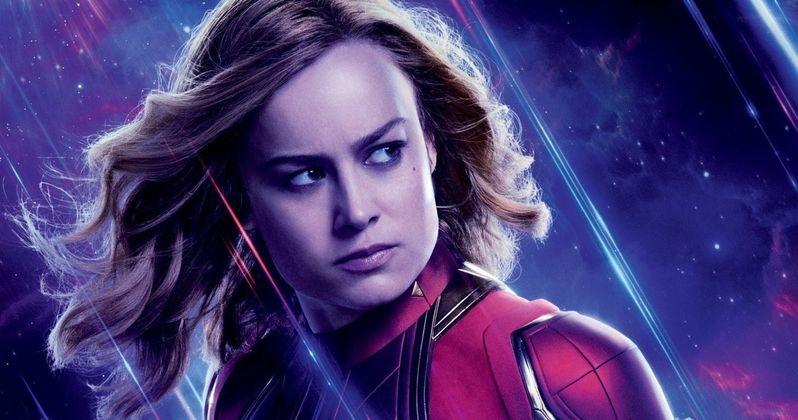 Captain Marvel's New Look in Avengers: Endgame Explained